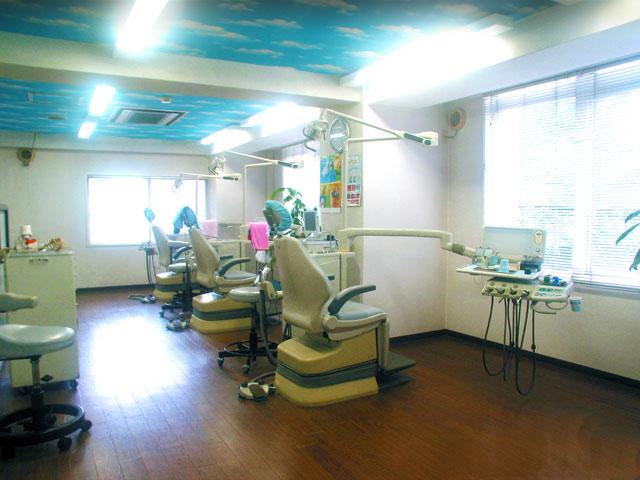 杉並区梅里 新高円寺駅 小池歯科医院 内観写真7